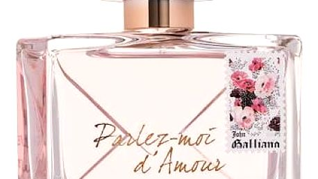 John Galliano Parlez-Moi d´Amour 50 ml EDT W