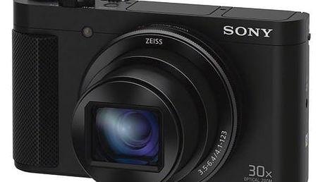 Digitální fotoaparát Sony DSC-HX90B černý + Doprava zdarma