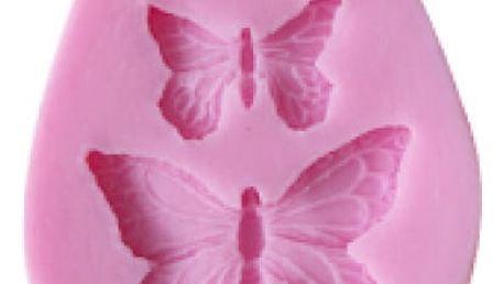 Forma na 3D motýly