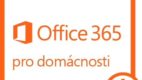 Microsoft Office 365 pro domácnosti - elektronicky - 6GQ-00092