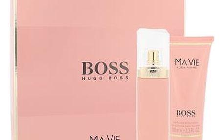 HUGO BOSS Boss Ma Vie Pour Femme EDP dárková sada W - EDP 50 ml + tělové mléko 100 ml