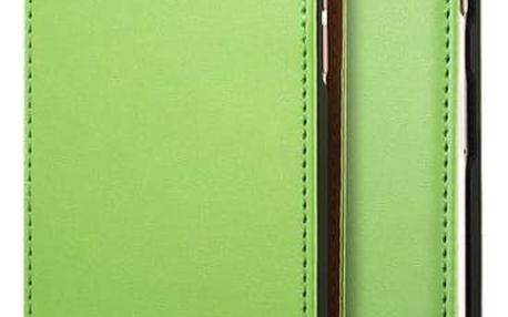 Retro pouzdro pro smartphone - Zelená-pro samsung s4