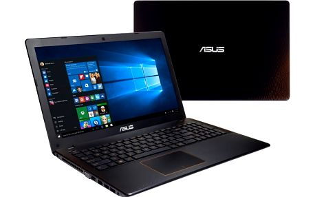ASUS F550VX-DM604, černá + 4K Content & Creativity Software