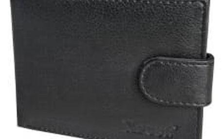 XPOSE ® Pánská peněženka XPOSE XN-01 - černá