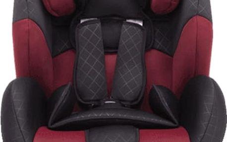 ZOPA Autosedačka Carrera (9-36 kg) - Mulbery Red