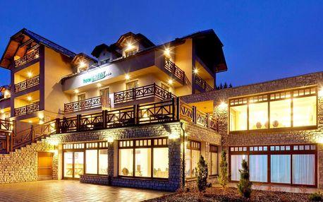 Hotel Green *** s polopenzí na okraji oravského lesa, dítě zdarma