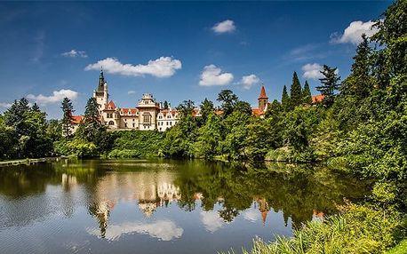 3denní pobyt se snídaněmi pro 2 až 4 osoby v hotelu Tulipán v Průhonicích u Prahy