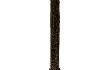 MAX 1566 Litinové ptačí krmítko - bronzové