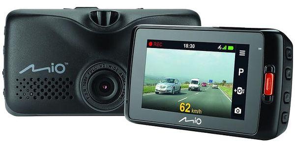Mio MiVue 618 DashCam, kamera do auta - 5415N4890009