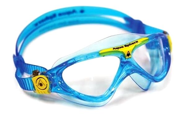 Brýle plavecké dětské Aqua Sphere Vista Junior modré/žluté