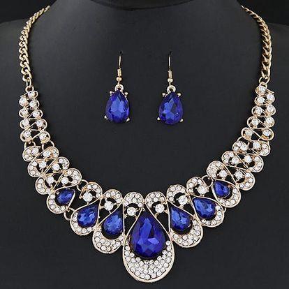 Šperková sada - náhrdelník a náušnice