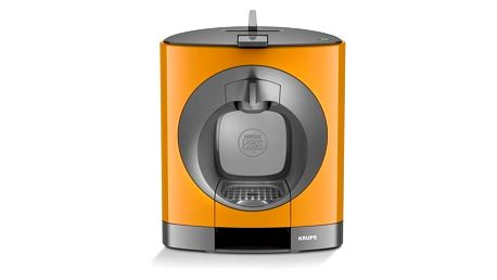 Espresso Krups NESCAFÉ® Dolce Gusto™ Oblo KP110F31 oranžové + Doprava zdarma