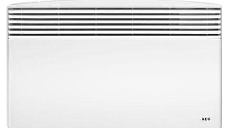 Teplovzdušný konvektor AEG-HC WKL 1003 U bílý