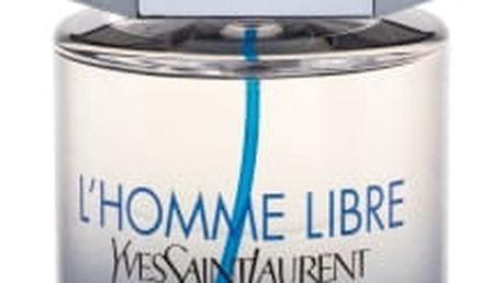 Yves Saint Laurent L´Homme Libre 100 ml toaletní voda pro muže