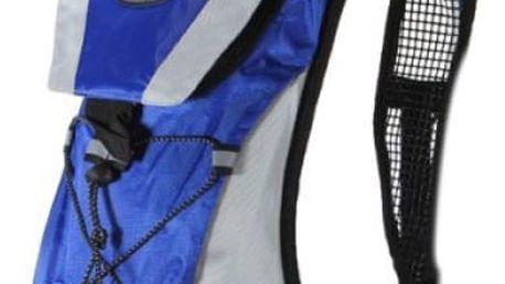 Sportovní batoh na cesty - Modrá