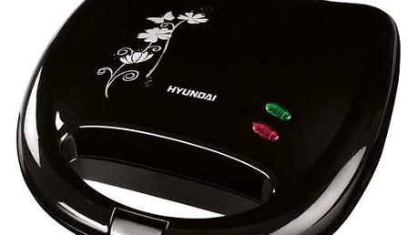 Sendvičovač Hyundai SM 626 B černý