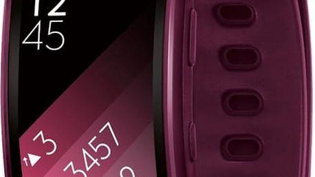 Samsung Galaxy Gear Fit 2, velikost S, růžová - SM-R3600ZIAXEZ