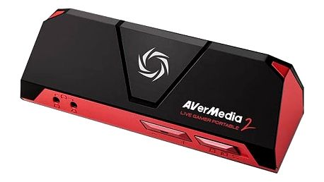 AVerMedia Live Gamer Portable 2 - 61GC5100A0AB
