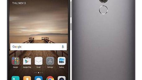 Mobilní telefon Huawei Mate 9 Dual SIM - Space Gray (SP-MATE9DSTOM) Paměťová karta Samsung Micro SDXC EVO 64GB UHS-I + adapter (zdarma) + Doprava zdarma
