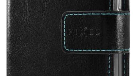 FIXED Opus pouzdro typu kniha pro Lenovo A6010, černé - FIXOP-073-BK