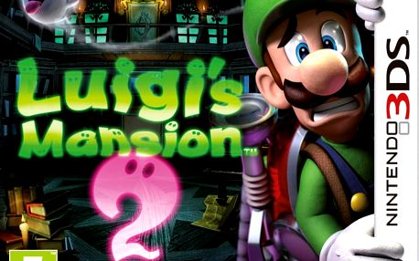 Luigi's Mansion 2: Dark Moon (3DS) - NI3S440