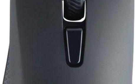 CORSAIR Gaming Harpoon RGB, černá - CH-9301011-EU + Podložka pod myš CZC G-Vision Dark v ceně 199,-
