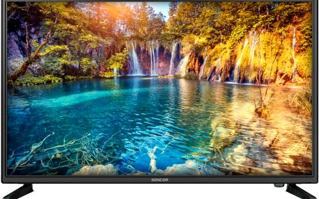 Sencor SLE 2813TC - 71cm + Flashdisk A-data 16GB v ceně 200 kč