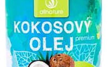 Allnature Premium Bio Coconut Oil 1000 ml přípravek pro zdraví U