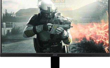 """Acer KG271bmiix Gaming - LED monitor 27"""" - UM.HX1EE.027 + Herní myš A4tech Bloody A60 Blazing V-Track Core 2 (v ceně 599 Kč)"""