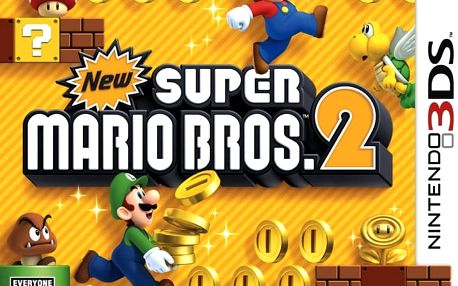 New Super Mario Bros. 2 (3DS) - NI3S495