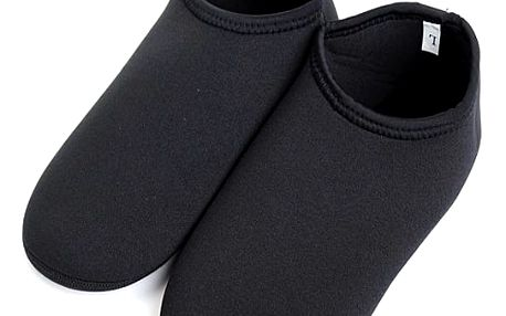Boty do vody černé/modré - černá 2