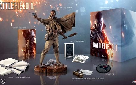 Battlefield 1 - Collector's Edition (PC) - PC