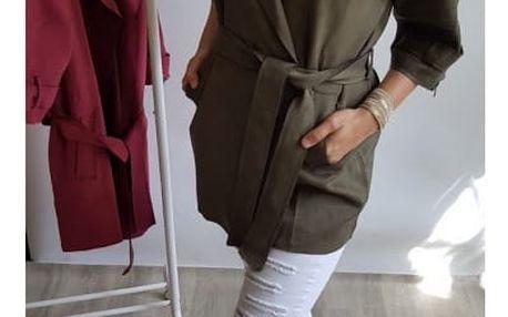 Kabátek s tříčtvrtečním rukávem Nella