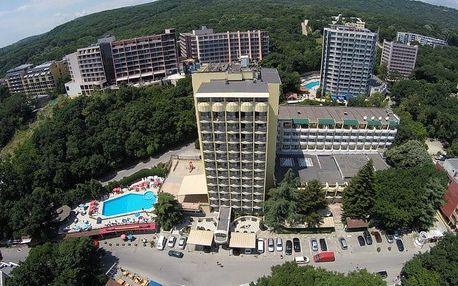 Bulharsko - Zlaté Písky na 8 až 15 dní, polopenze s dopravou letecky z Prahy