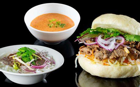 Dvě vietnamské speciality v Bistru Bao Bao