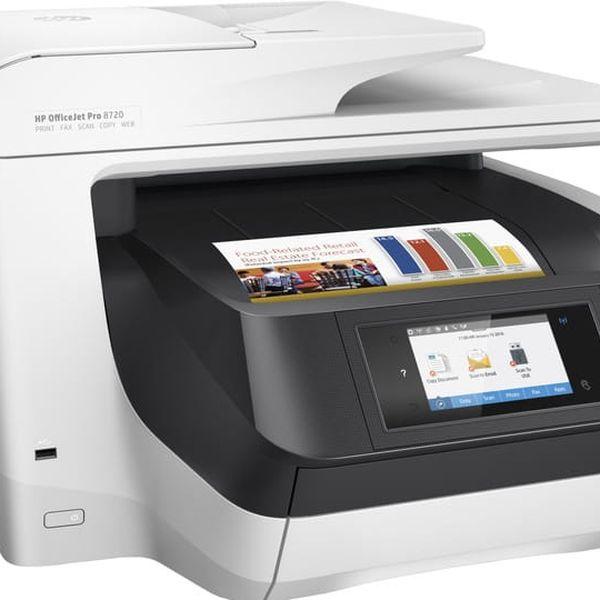 HP Officejet Pro 8720 - D9L19A