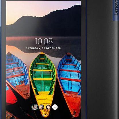 Lenovo TAB4 8 - 16GB, LTE, černá - ZA2D0062CZ