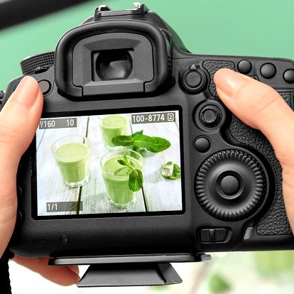 Podzimní kurz fotografování jídla