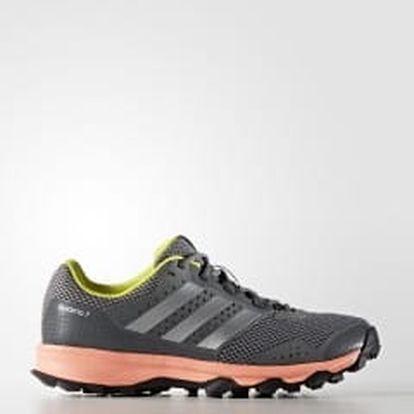 Dámské běžecké boty adidas Duramo 7 Trail W 38,5 DGSOGR/SILVMT/CHSOGR