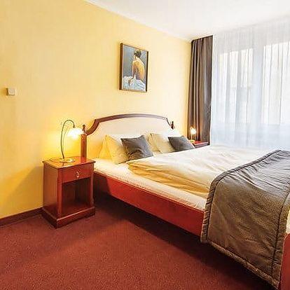 3 až 6denní wellness pobyt pro 2 s polopenzí v hotelu Haná*** v Mariánských Lázních