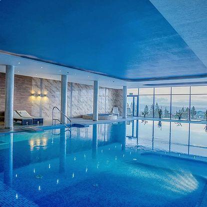Relax s výhledem na Tatry z hotelu Bachledówka***