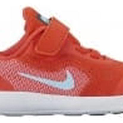 Dětské tenisky Nike REVOLUTION 3 (TDV) 25 MAX ORANGE/STILL BLUE-LAVA GLO