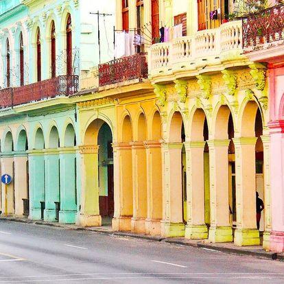 Kuba plná zážitků: záloha na poznávací zájezd