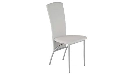 Kuchyňská židle AC 1018 bílá