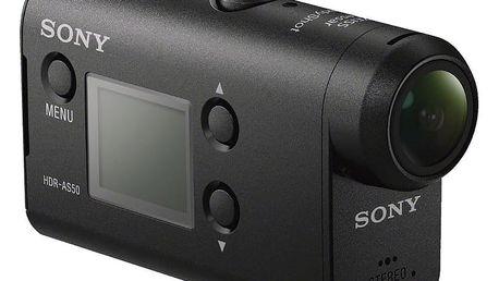 Sony HDR-AS50 + podvodní pouzdro - HDRAS50B.CEN + Grip / mini stativ Sony VCT-STG1 v ceně 1399 Kč