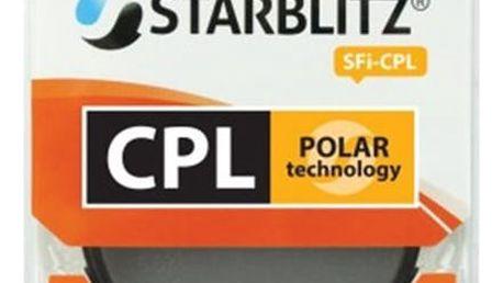 Starblitz cirkulárně polarizační filtr 37mm - SFICPL37