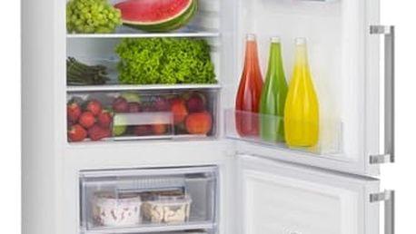Kombinace chladničky s mrazničkou Amica VC 1682 W bílá + DOPRAVA ZDARMA