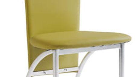 Kuchyňská židle AC 1018 zelená
