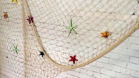 Rybářská síť - doplněk do domácnosti