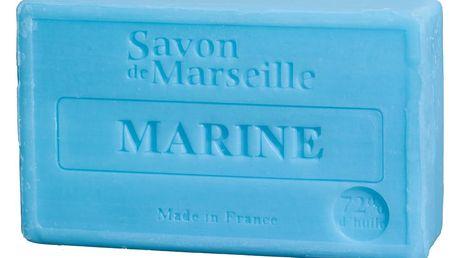 LE CHATELARD Francouzské mýdlo s vůní moře Marine 100gr, modrá barva